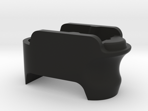 P30SK Spacer for P30/VP9 15rd magazine in Black Natural Versatile Plastic