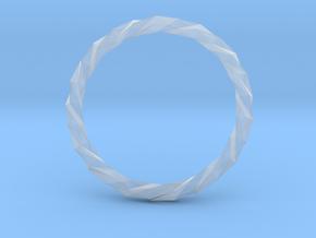 Twistium - Bracelet P=230mm Color in Smooth Fine Detail Plastic