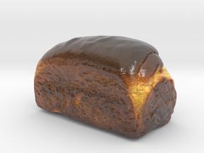 The Bread-mini in Glossy Full Color Sandstone