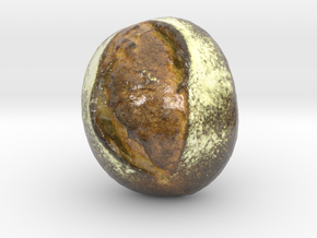 The Pain de Campagne-2-mini in Glossy Full Color Sandstone