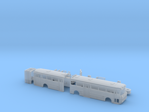 Ikarus 180 Spur TT 1:120 in Smooth Fine Detail Plastic