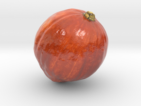 The Pumpkin-2-mini in Glossy Full Color Sandstone