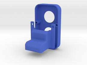 KNTGA-01 Cover Set in Blue Processed Versatile Plastic
