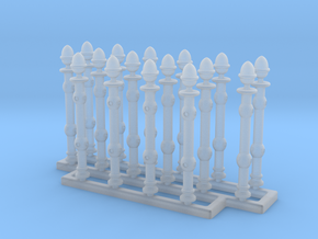 1/35 Railing Set in Frosted Ultra Detail