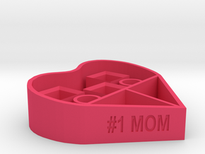#1 MOM makeup organizer in Pink Strong & Flexible Polished