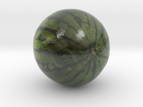The Watermelon-2-mini in Glossy Full Color Sandstone