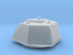 DShKM-2BU  Turret 1:35 scale in Smooth Fine Detail Plastic