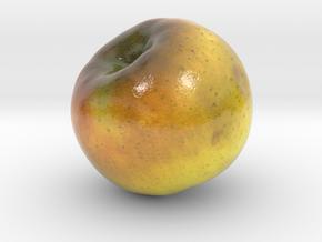 The Apple-4-mini in Glossy Full Color Sandstone