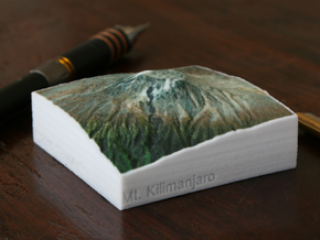 Kilimanjaro, Tanzania, 1:250000 in Full Color Sandstone