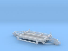 05A-LRV - Forward Platform in Smooth Fine Detail Plastic