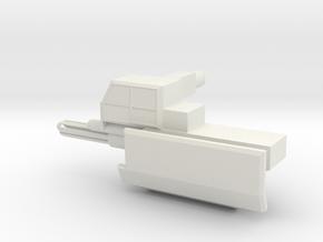 Cabal Goliath Gun (Large) in White Natural Versatile Plastic