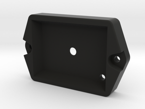 Trailer Side Marker Light Adapter - Blazer in Black Natural Versatile Plastic