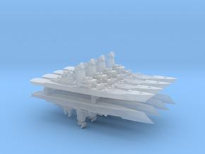 Pyotr Velikiy x 8, 1:6000 in Smooth Fine Detail Plastic