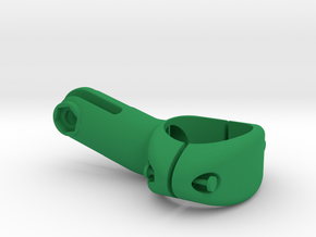 GoPro 26.4 mm Short Seat Post Mount in Green Processed Versatile Plastic