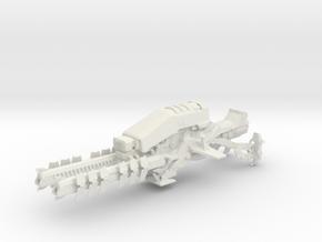 Sparrowbreaker (1:18 Scale) in White Natural Versatile Plastic