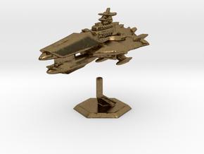 Star Sailers - Venygar - Cruiser in Natural Bronze