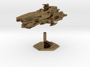 Star Sailers - Fallisorion - Heavy Cruiser  in Natural Bronze