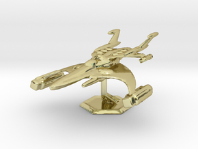 Star Sailers - Chase Class - Astro Fighter in 18K Gold Plated