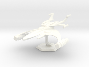 Star Sailers - Chase Class - Astro Fighter in White Processed Versatile Plastic
