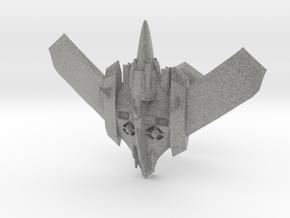 Star Sailers - Gresham - Fighter Bomber - 001 (rep in Metallic Plastic