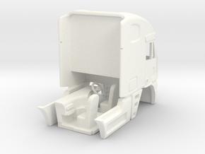 Argosy Fliner RH 1/64 in White Processed Versatile Plastic