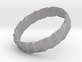 Twistium - Bracelet P=170mm h15 Alpha in Aluminum