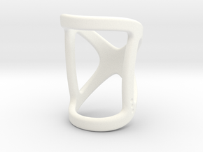 Infinity Ring Splint (US Size) 3-7 Length 27 in White Processed Versatile Plastic