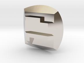 Pohatu Nuva Symbol in Platinum