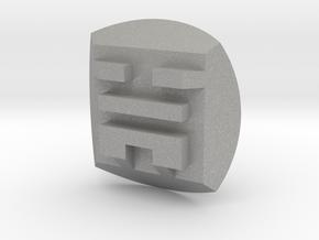 Lewa Nuva Symbol in Aluminum
