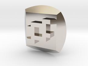 Onua Nuva Symbol in Platinum