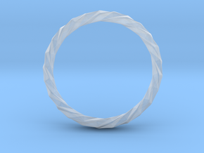 Twistium - Bracelet P=230mm h15 Alpha in Smooth Fine Detail Plastic