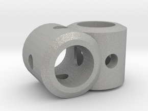 CLUNK Right Angle Dowel Joint in Aluminum