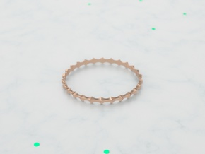 Hesper in 14k Rose Gold Plated