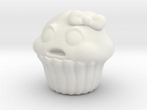 Cute cake in White Natural Versatile Plastic