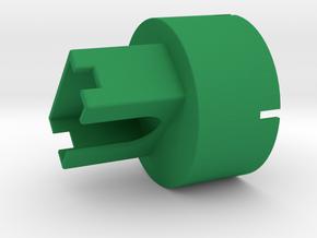 Syma X1 micro cam base in Green Processed Versatile Plastic