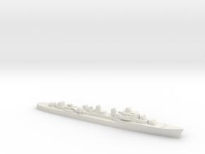 T 53-class destroyer (1957), 1/2400 in White Natural Versatile Plastic
