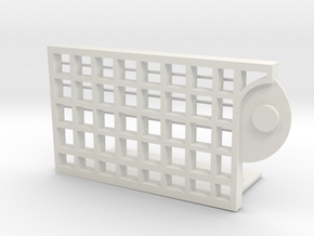 Phone shelf 2 of 2 in White Natural Versatile Plastic