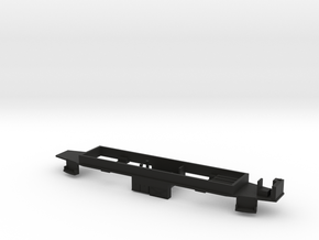 Fahrgestell Hamburg V3 in Black Natural Versatile Plastic