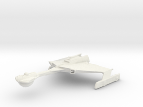 klingon d6 from axanar in White Strong & Flexible