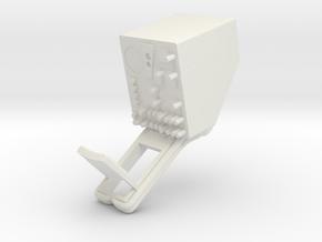 04-Folded LRV - Control Display 2 in White Natural Versatile Plastic