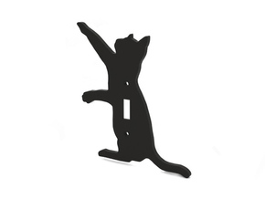 Cat Switch in Black Natural Versatile Plastic