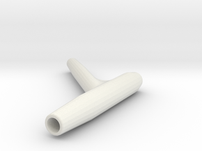 Wing-Joiner in White Natural Versatile Plastic