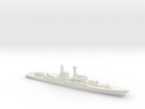 Project 956U, 1/1800 in White Strong & Flexible