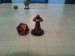 Cultist in White Strong & Flexible