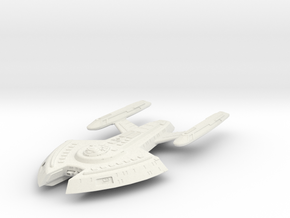 Defiant Class ScoutDestroyer   Big in White Strong & Flexible
