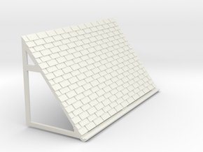 Z-76-lr-comp-l2r-level-roof-nc-lj in White Natural Versatile Plastic