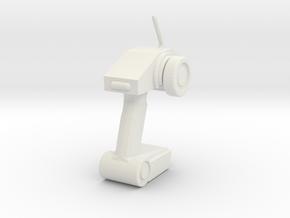 RC car transmiter model in White Strong & Flexible