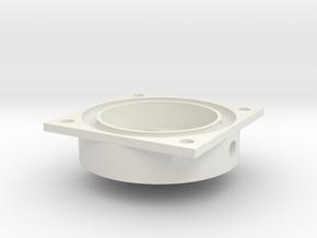 Piezo Pump2c in White Strong & Flexible