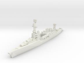 Northampton class cruiser 1/1800 in White Natural Versatile Plastic