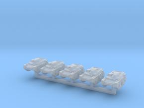 1/300 Marmon-Herrington T14  (CTLS-4 TAC) Tank in Smooth Fine Detail Plastic